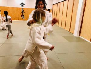 Aikido for børn